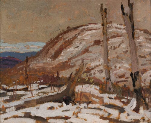 A.Y. Jackson-1925-Coldwell Lake Superior