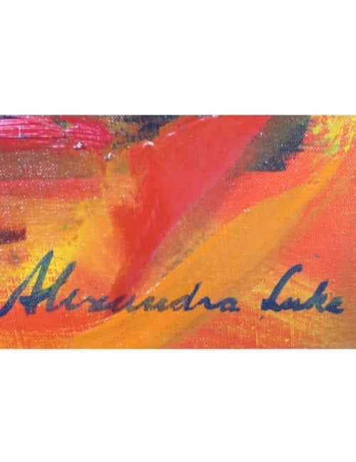 Alexandra Luke-Autumn
