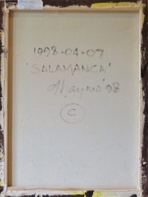 Douglas Haynes-Salamanca