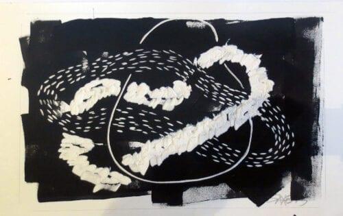 Henry Saxe-2015-Borremean Painting No. 3