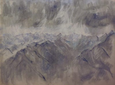 Joseph Plaskett-Mountain and Sky Selkirks
