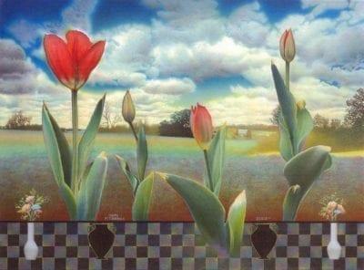 Lloyd Fitzgerald-Enigmatic LandscapeLloyd Fitzgerald-Enigmatic Landscape
