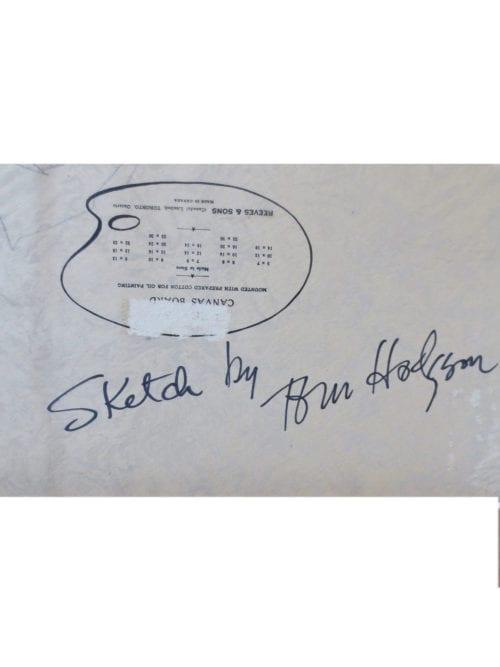 Tom Hodgson-Sketch