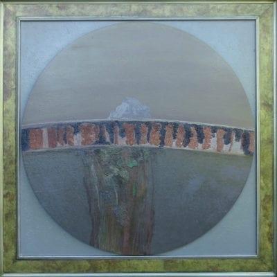 Tony Urquhart-Curtain #1