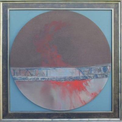 Tony Urquhart-Curtain #2