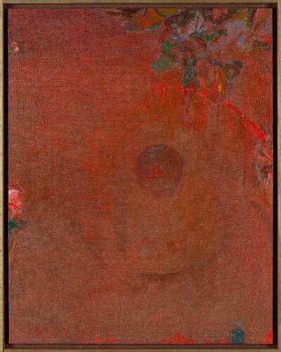 Tony Urquhart-Dark Flowers