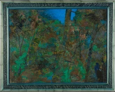 Tony Urquhart-Deep Woods