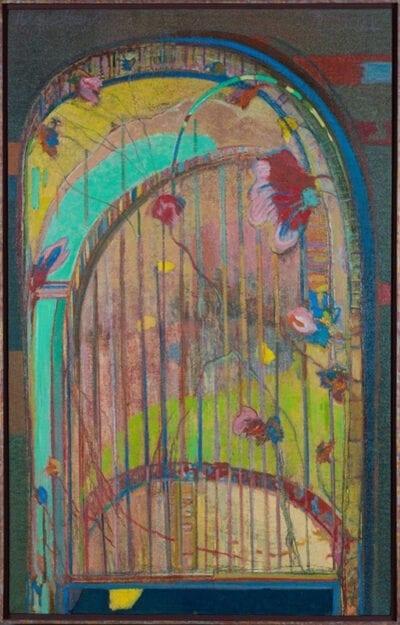 Tony Urquhart-Flower Cage