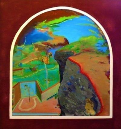 Tony Urquhart-My Garden 111