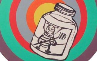critically acclaimed contemporary artist Aidan Urquhart