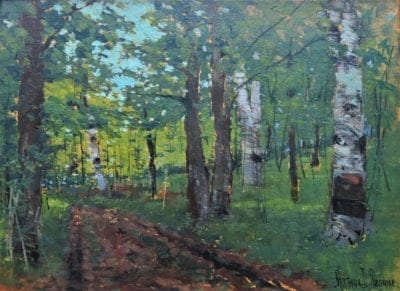 Arthur Dominique Rozaire-Birch Forest