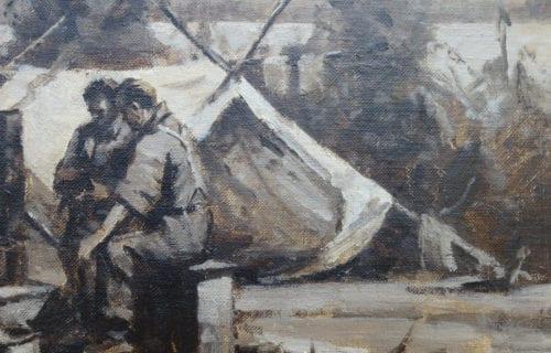 Eustace Paul-Ziegler American Miner's Camp