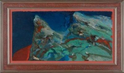 Tony Urquhart-2000-Nine People on A Mountain