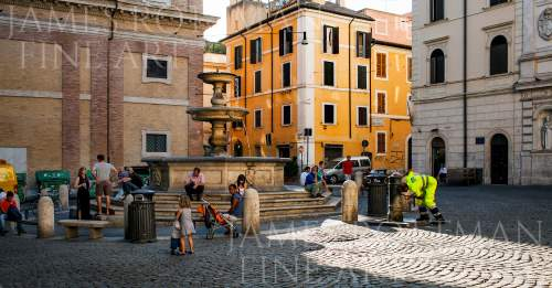 Vincenzo Pietropaolo-Piazza Madonna dei Monti Rome