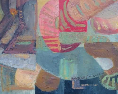 Hortense Mattice Gordon, c. 1953, Untitled