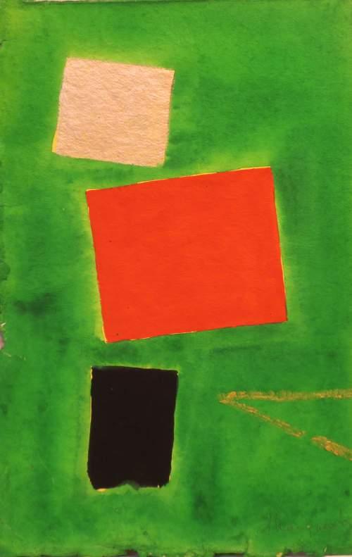 Douglas Haynes, 1995, Paravicino Green
