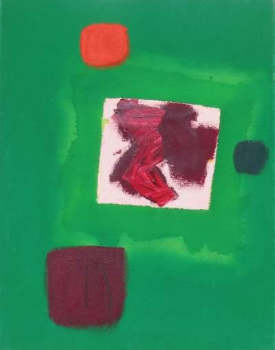 Douglas Haynes, 1998, Diego's Double Green
