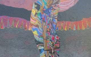 James Rottman Fine Art highlights Pluie de Bonheur by Jesus Carlos de Vilallonga