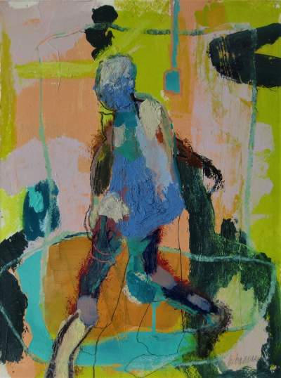 Biba Esaad, 2021, Untitled